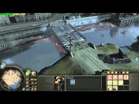 Company Of Heroes Walkthrough Mission 7 Sottevast By Jackienspy