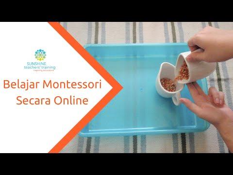 Online Montessori Diploma dalam Bahasa Indonesia - YouTube