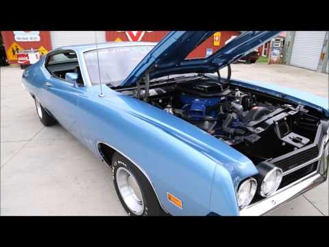 Video of Classic 1970 Ford Torino located in Lenoir City Tennessee - $64,999.00 Offered by Smoky Mountain Traders - N6PC
