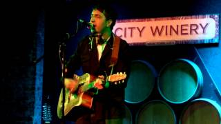 Joseph Arthur - Tattoo 03-09-13 City Winery, NYC 1080p