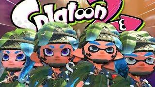 Splatoon 2 Meme Games Are Amazing