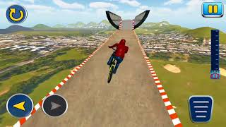 BMX Cycle Tricky Stunts 2017 - New Android Gameplay HD
