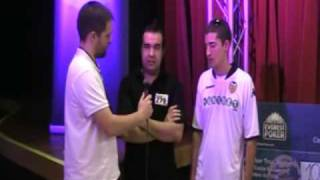 Spanish Poker Tour: Gran Final Canarias -- Entrevista A Carlos Martín Y Dani Ventura En Mesa Final