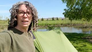 3F Lanshan 2 Flames Creed Ultralight Tent - Review, Is It Weather Proof. 22 Day Test