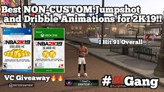 best jumpshot 2k19 shot creator not custom - 免费在线视频最