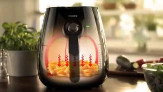 Video Hướng dẫn nồi chiên không khí Philips