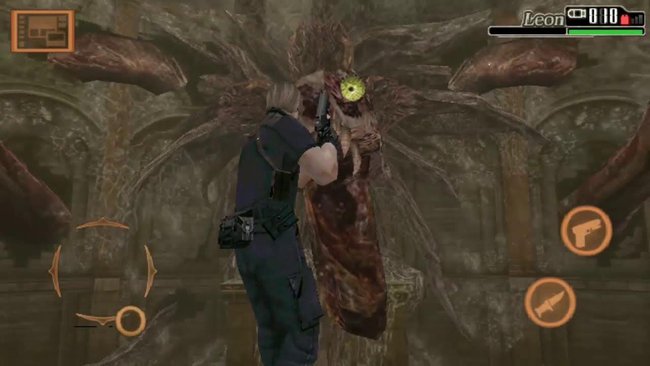 resident evil 4 mobile edition download
