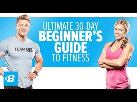 Ultimate 30 Day Beginners Guide To Fitness – Promo – Bodybuilding.com