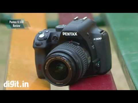 Pentax K-500 Camera Review