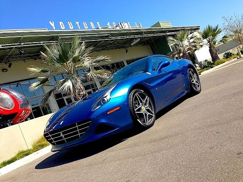 2015 Ferrari California T PREVIEW