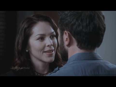 Rodolfo le dice a Alina que desaparezca | Caer en tentación