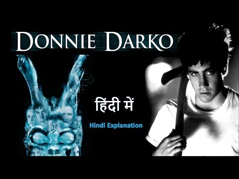 Donnie Darko explained in hindi - Complete Explanation