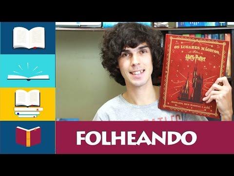 Livro: Lugares Mágicos dos Filmes de Harry Potter