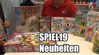 SPIEL19: Alle Schmidt Spiele Neuheiten im Kurzüberblick