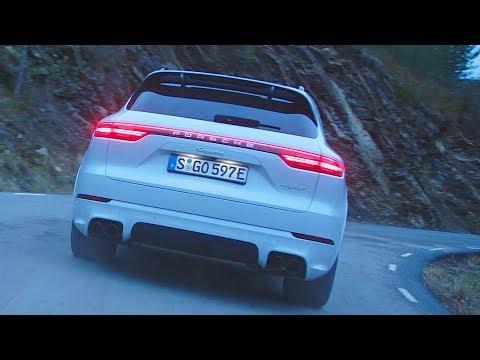 Porsche Cayenne E Hybrid Кроссовер класса J - рекламное видео 1