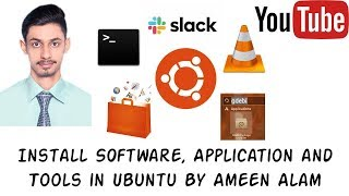 How to Install Software in Ubuntu in Urdu and Hindi
