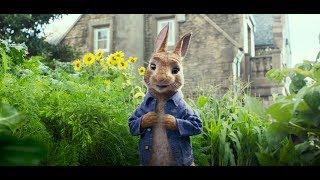 Кролик Питер - первый трейлер