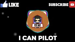 Gambar cover DJ Akimilaku - I Can Pilot (LYRICS)