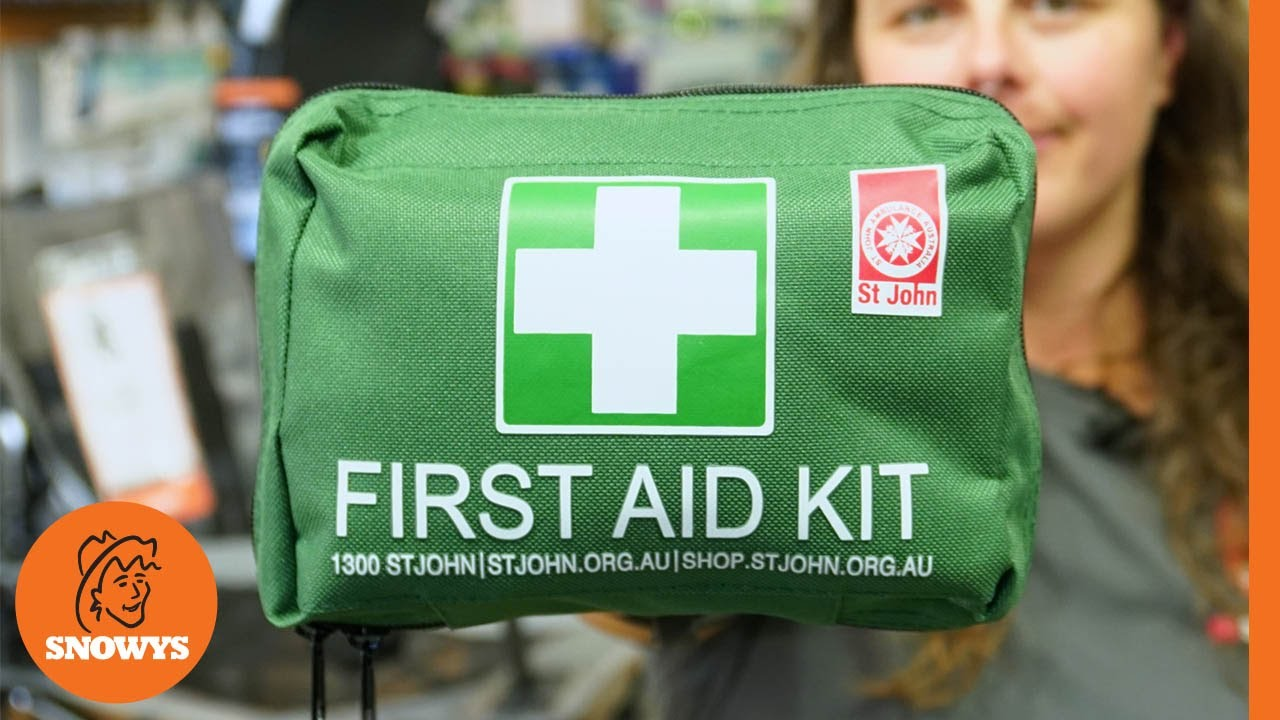 Personal Leisure First Aid Kit