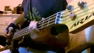 Christian death - Romeo's distress (bass cover)