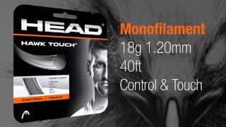Head Hawk Touch String 12m video