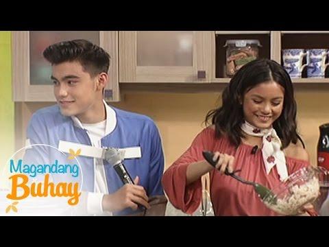 Magandang Buhay: Bailey and Ylona's parents' advice on love