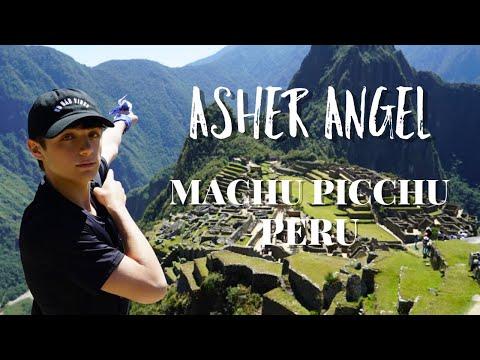Asher Angel - Machu Picchu, Peru