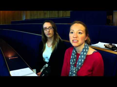 Ellie Tighe and Emma Waight - Tomorrow's Shopping