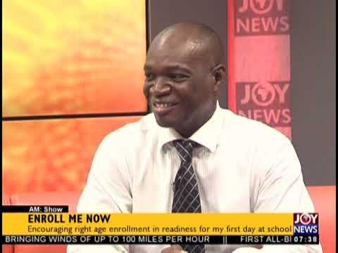 Enroll Me Now - AM Talk on JoyNews (17-9-18)
