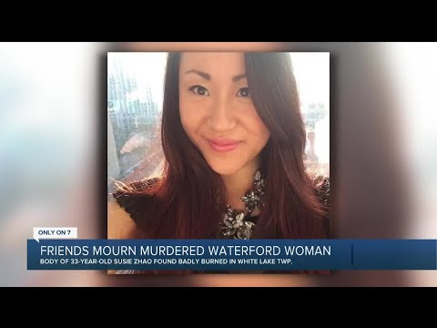 Friends mourn murdered Waterford woman