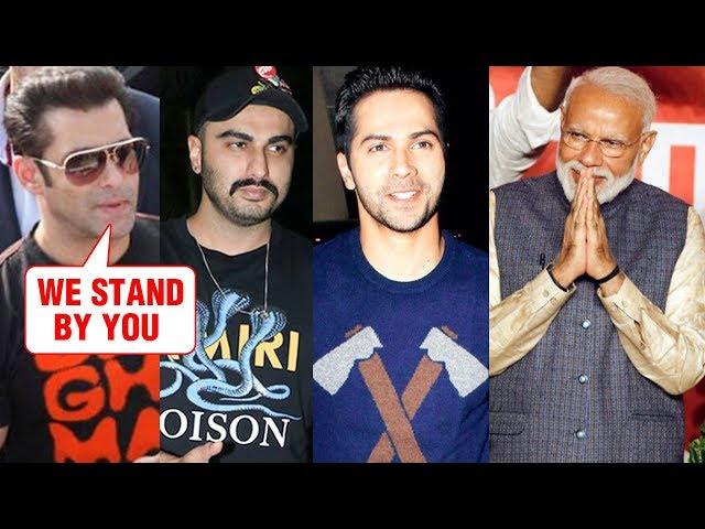 Salman, Varun, Akshay Congratulate PM Narendra Modi's BIG WIN | Lok Sabha Elections 2019