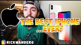 The iPhone X Unboxing Video You HAVE TO SEE! NEW APPLE IPHONE X UNBOXING & REVIEW