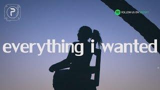 Billie Eilish - everything i wanted (Lyrics)