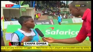 Score line: Chapa Dimba na Safaricom tournament regional finals