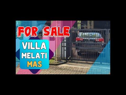 Rumah Dijual Villa Melati Mas, Tangerang Selatan 15323 KWB70776 www.ipagen.com