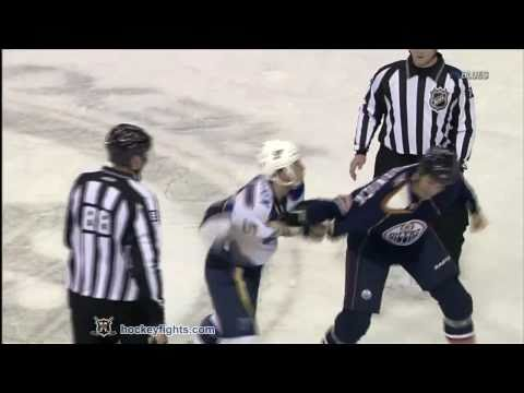 Jason Strudwick vs. Cam Janssen