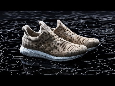 . Adidas's upcoming biodegradable shoe is more environmentally sustainable--without losing any of its high performance