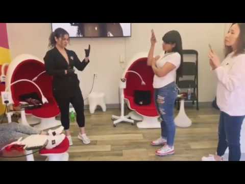 Laser Teeth Whitening Training And Certification Class - YouTube