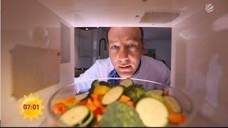 Gerüchteküche: Ist Essen aus der Mikrowelle schädlich? | Sat.1 Frühstücksfernsehen