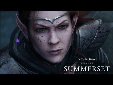 Trailer annonce The Elder Scrolls Online: Summerset  de The Elder Scrolls Online
