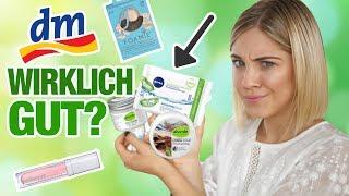 Nachhaltige DM Neuheiten im Live Check I abbaubare Reinigungstücher, Deocreme