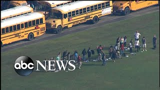 High school shooter studied mass shootings: Sources