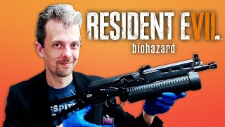 Firearms Expert Reacts To Resident Evil 7's Guns