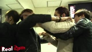 Хван Чан Сон (2PM), ЧанСон (2PM) и ДжинВун (2AM)