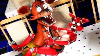 [SFM FNAF] WILD Foxy Parties HARD!!! (GONE WRONG) (Five Nights at Freddy