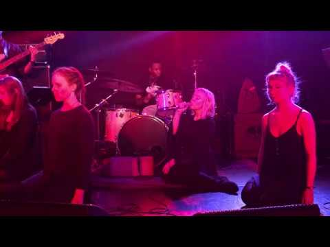 Orla's band PYKE debuts a unique performance of her original song SIREN, ft dancers Delaney Conway & Tamara Leigh in New York City.
