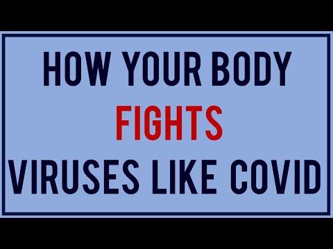 COVID-immuniteit | Hoe uw lichaam COVID bestrijdt zonder vaccin