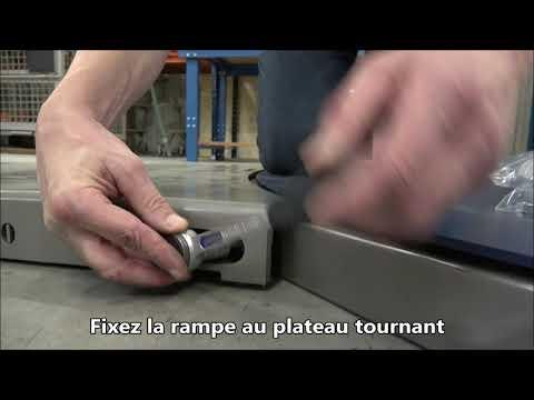 CTT 230: Installer la rampe