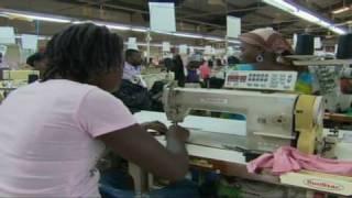 Haiti's garment industry