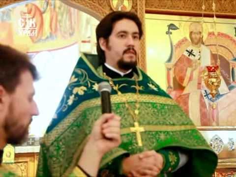 Проповедь на Вербное Воскресение